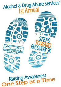 Steps Toward Recovery 5k